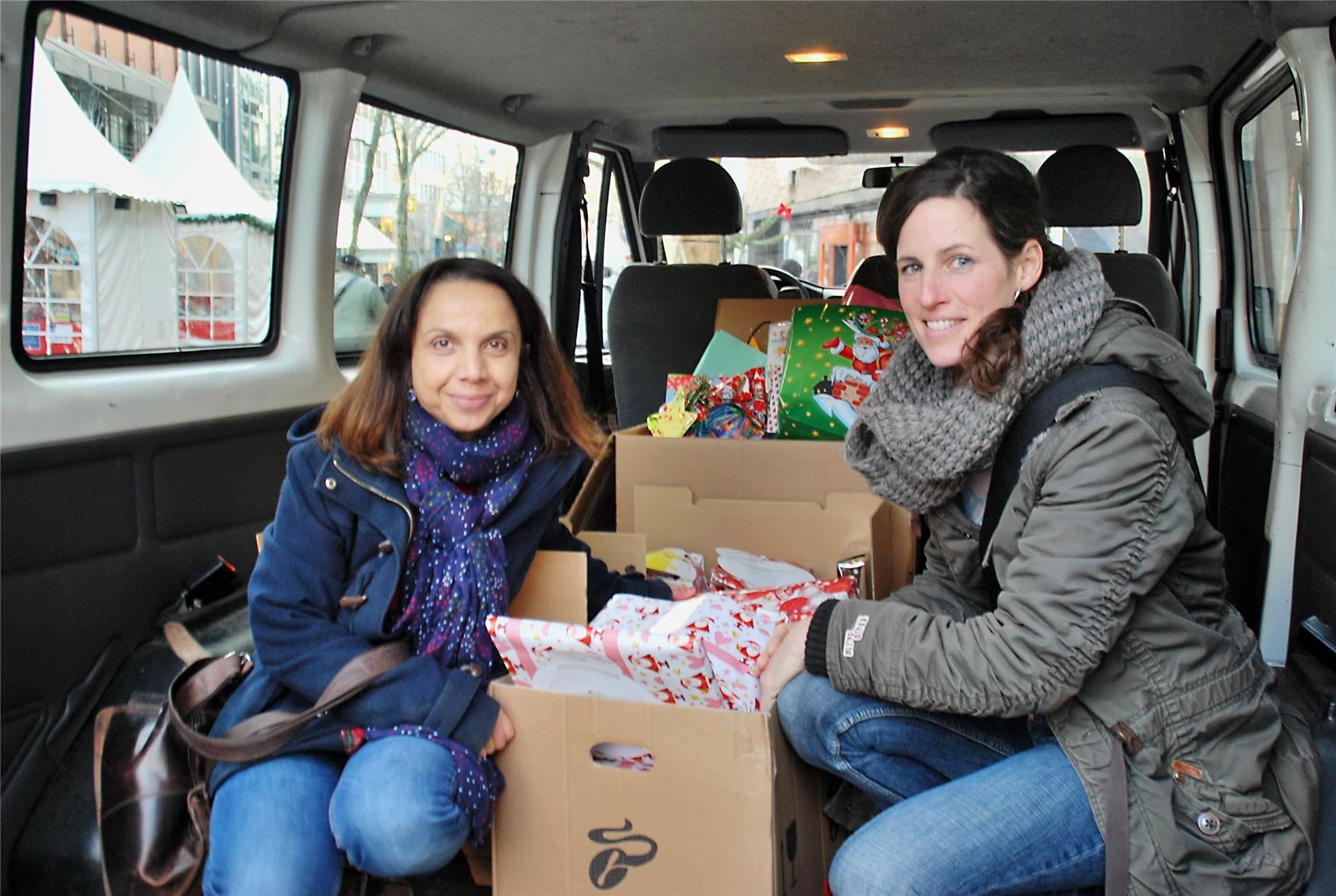 6.200 Mal Freude geschenkt - Caritasverband für das Bistum Essen e.V.